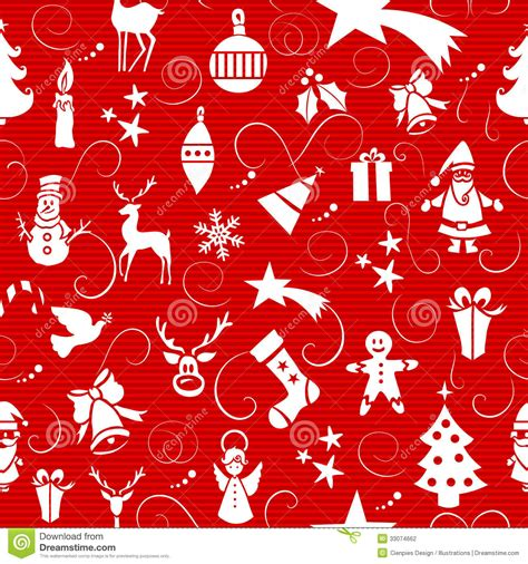 icon pattern background free merry christmas icons seamless pattern stock vector