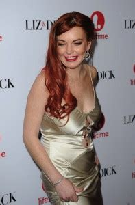 Lindsay Lohan Doesnt Need A Bra by Ticketsinventory 187 Lindsay Lohan Doesn T Want To Do