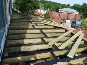 Patio Construction Build Deck Balcony And Front Porch How To Lay