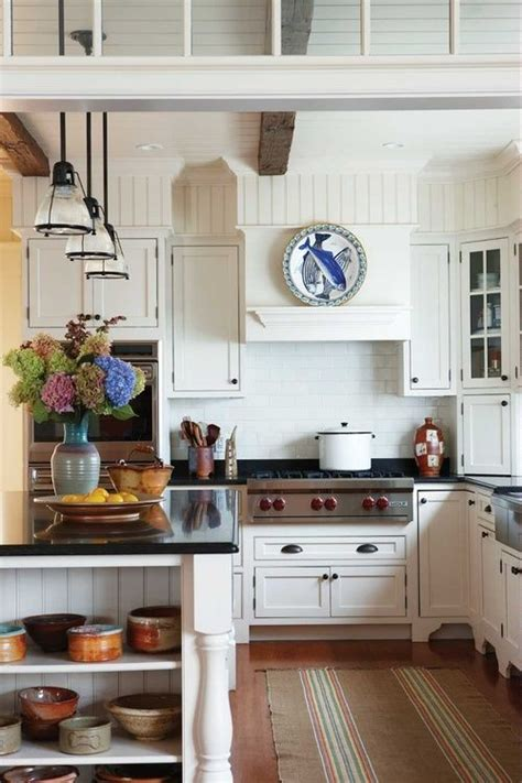 cassidy country kitchen white country farmhouse style kitchen my home