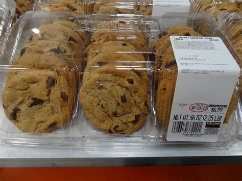 costco price costco s chocolate chunk cookies