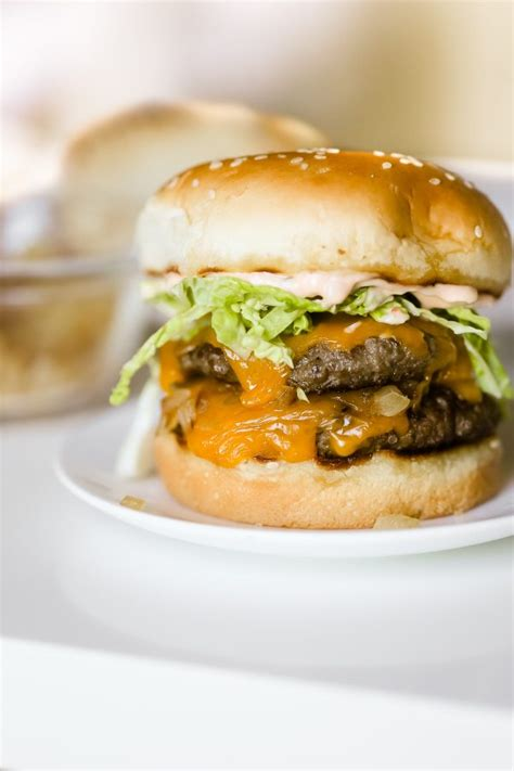 Handmade Burger Co Calories - in n out burger recipe with lighter secret spread
