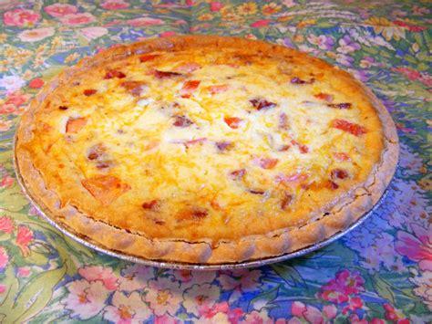 fruit quiche recipe food network bacon tomato quiche recipe food