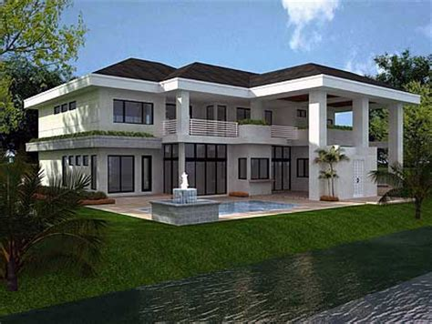 contemporary florida style home plans plan w32051aa contemporary florida style home plan e