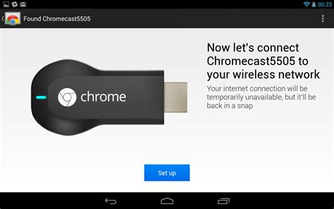 chromecast setup android chromecast setup and impressions android central