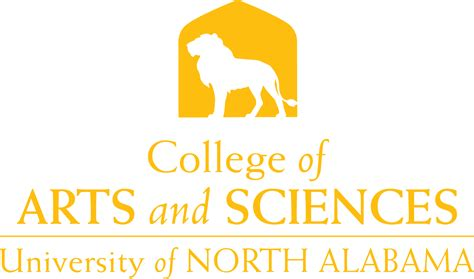 College Of Arts Sciences Of by Una S Official Logos Of Alabama