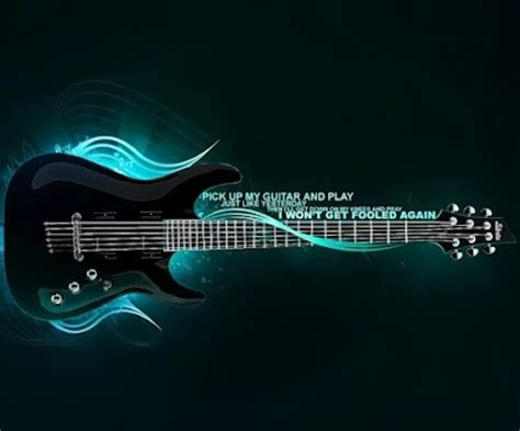 wallpaper android guitar guitar wallpapers for android