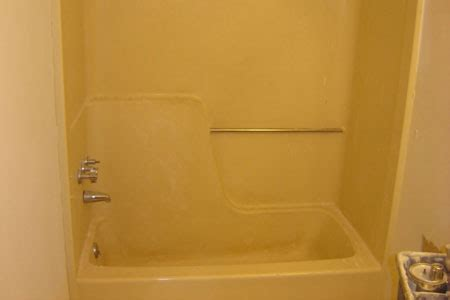 refinishing acrylic bathtubs custom tubs inc cast iron tub refinish project photo