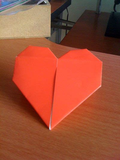Origami Hearts Easy - best 25 easy origami ideas on origami