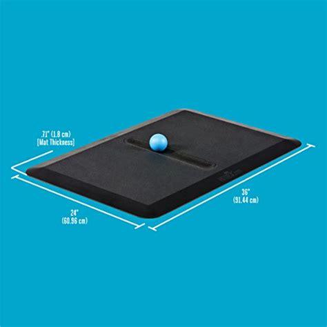 Varidesk Standing Desk Anti Fatigue Comfort Floor Mat Floor Mat For Standing Desk