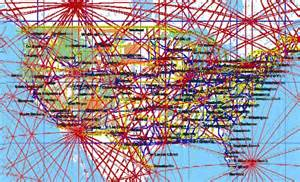 ley lines america map the world s catalog of ideas