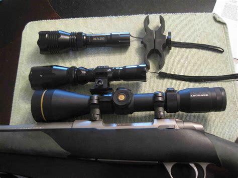 best scope mounted varmint light gun mounted light and handheld varmint small game