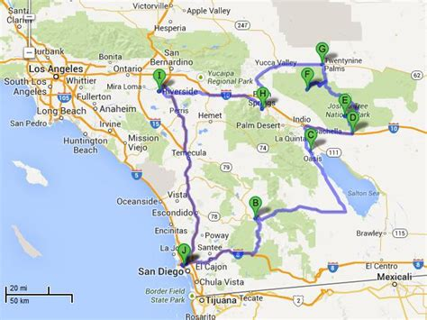 julian california map julian ca map gallery