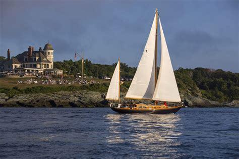 newport sailboat newport boat rental sailo newport ri yawl boat 5531
