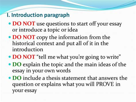 words to start a thesis statement boston tea summarize key facts exles and