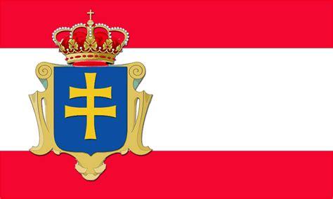 Blue Cross Blue Shield flag of intermarium wolohkanno