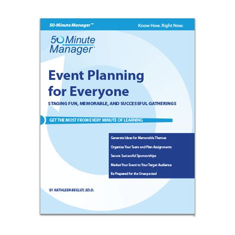 event planning for everyone workplace skills shop all