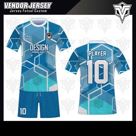 desain kostum futsal terkeren koleksi desain jersey futsal 03 vendor jersey bekasi