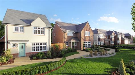 high quality redrow homes bee home plan home