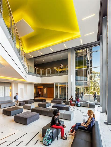 interior design north park university entrance lobby
