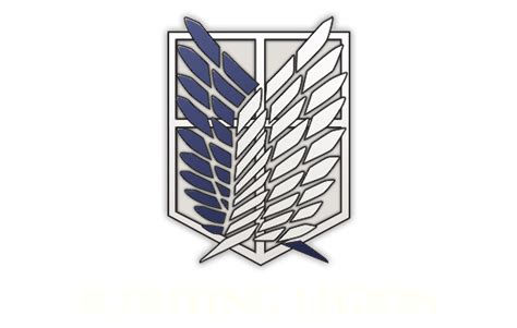 Snk Scouting Legion Emblem Frame the scouting legion is recruiting find squads and alliances warframe forums