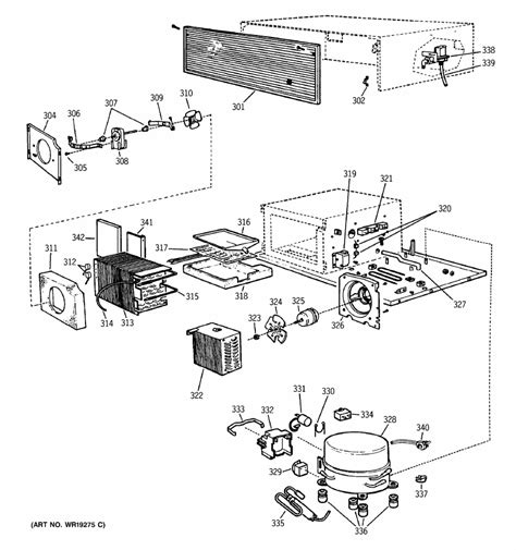 ge refrigerator evaporator fan whirlpool evaporator fan wiring diagram get free image