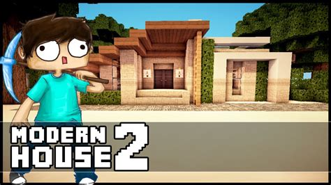 Keralis Modern House by Minecraft Let 180 S Build Small Modern House Part 2