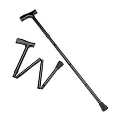 comfort medical supplies comfort grip adjustable folding cane medical supplies