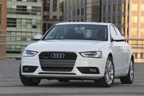 Audi A4 Modell 2013 by 2013 Audi A4 New Car Review Autotrader