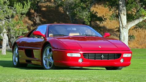 ferrari front view red ferrari f355 front view wallpaper car wallpapers