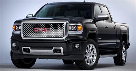 gmc sierra denali 420 hp is most of any standard pickup