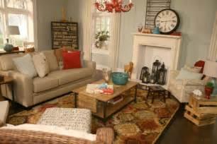 remodelaholic themed living room