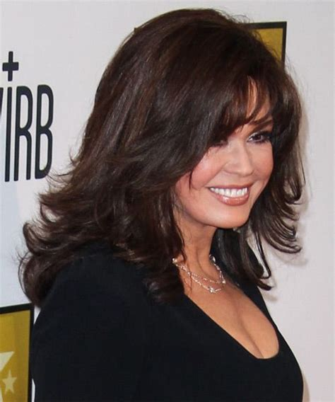 marie osmond hairstyles feathered layers marie osmond hairstyles marie osmond hairstyle side