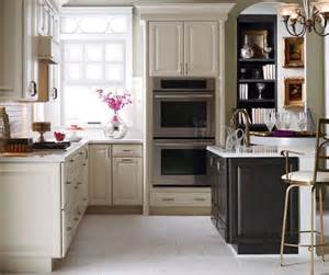 Off White Kitchen Cabinets by Off White Kitchen Cabinets Kemper Cabinetry