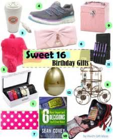 gift ideas for girls sweet 16 birthday vivid s