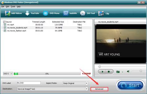 software create dvd chapters manual moviezilla