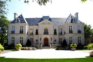 french chateau style french eclectic mansion we heart it