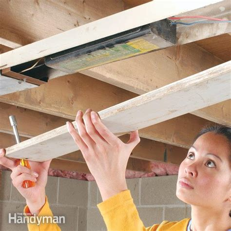 change ballast fluorescent light how to replace a fluorescent light ballast the family