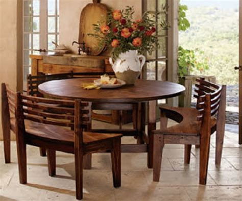 dining room sets round table round wood dining room table sets marceladick com