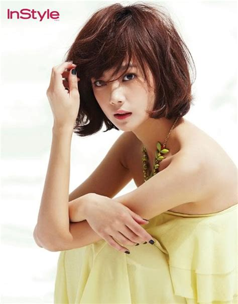 » Yoon Seung Ah » Korean Actor & Actress
