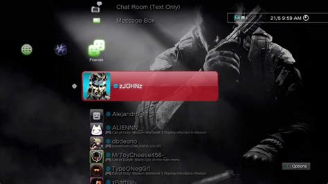 ps3 themes link black ops 2 ps3 dynamic theme with link youtube