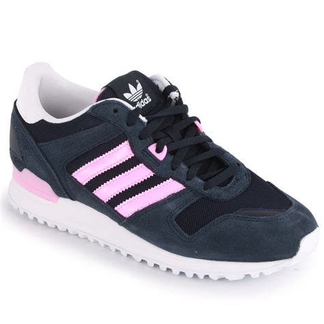 Sale Replika Adidas 08 Htm Pink adidas zx 700 w m22552 womens laced suede mesh trainers navy pink