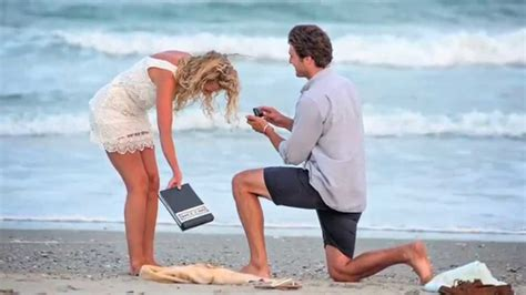romantic proposal for mkr couple the west australian cutest proposal ever it was featured on howheasked com