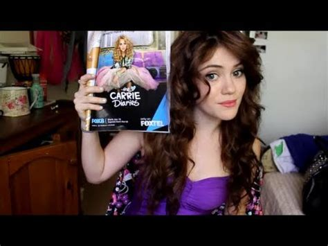 carrie diaries hairstyles the carrie diaries inspired hairstyle youtube