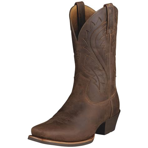 cowboy boots for s ariat 174 13 quot legend cowboy boots brown