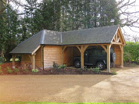 l shaped garage l shaped garage blackdown shires oak buildings