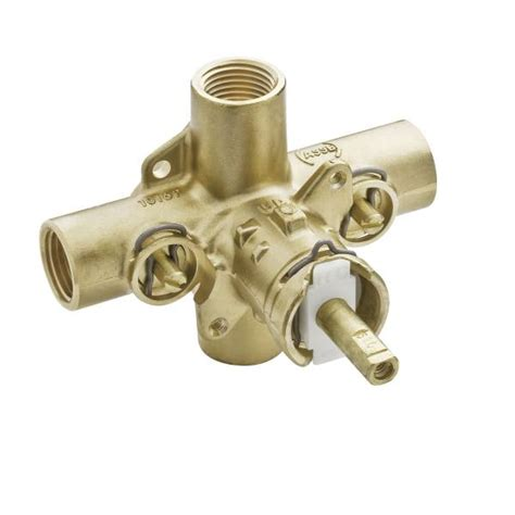 Moen Shower Valve by 2590 Moen Valve Valve Threaded Connections With Stops