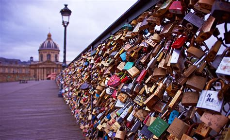 images of love lock bridge 10 romantic things to do in paris other than love locking