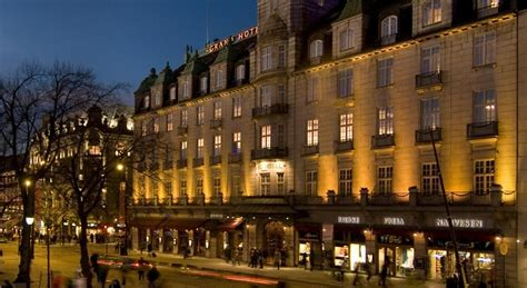 Grand Hotel Oslo Europe scandic to take portfolio of eight hotels in the
