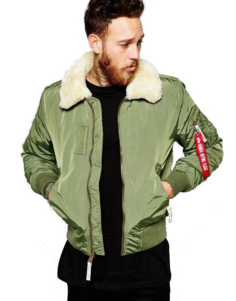 alpha industries injector sage green bomber jackets